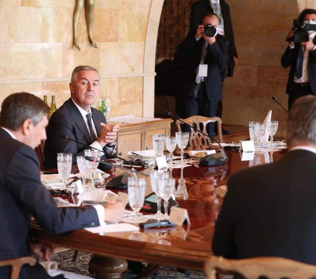 Đukanović: Prihvaćen predlog da se u pregovorima sa EU dalje vrednuje napredak svake od zemalja pojedinačno