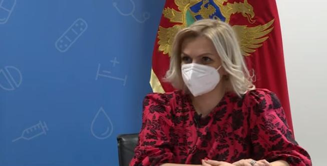 Borovinić Bojović: Idemo sigurnim koracima ka postizanju kolektivnog imuniteta