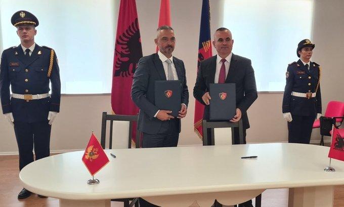 Značajni rezultati na polju suzbijanja krijumčarenja narkotika u saradnji crnogorske i albanske policije