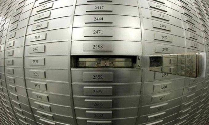 Više od 100 hiljada eura depozita u bankama ima 1.887 građana