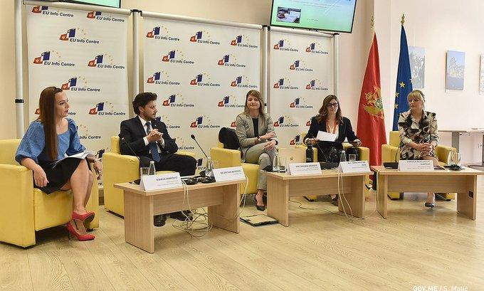 Abazović: Vlada posvećena povećanju ukupne transparentnosti