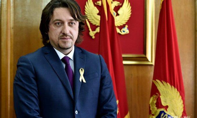 Sekulović će voditi Ministarstvo pravde, ljudskih i manjinskih prava