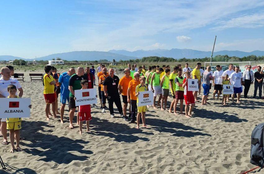 """""""Montenegro pro beach soccer- Ulcinj 2021"""" uspješno završen"""