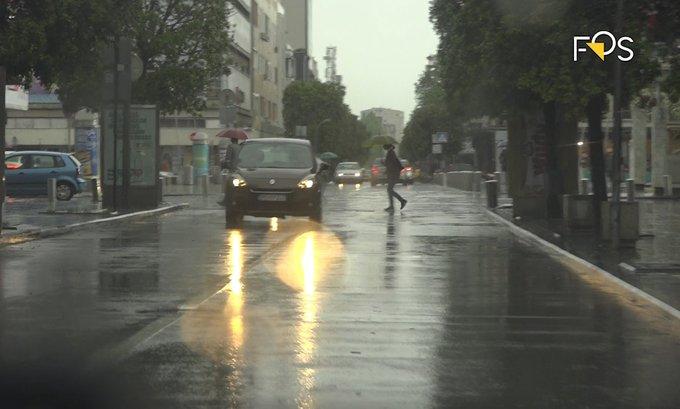 Vozači, oprez zbog nepovoljnih vremenskih prilika