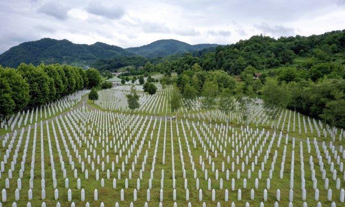 Danas 26. godišnjica zločina u Srebrenici, prisustvuju Đukanović, Abazović, Radulović…