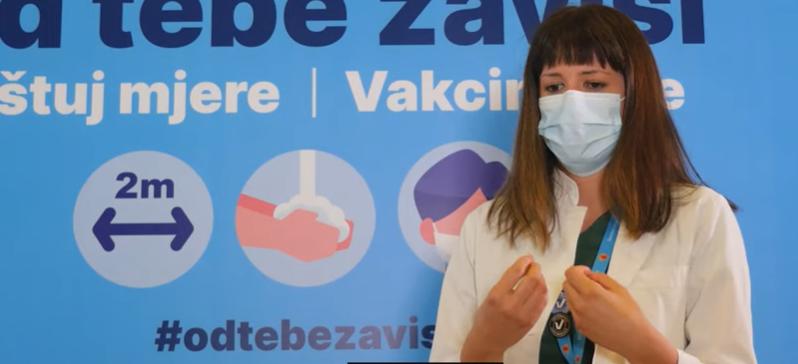 Popović Samardžić pojašnjava da li vakcine protiv koronavirusa izazivaju magnetizam (VIDEO)