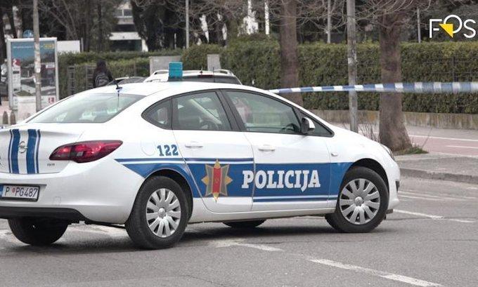 Za 24 sata 27 saobraćajnih nezgoda, jedna u Ulcinju