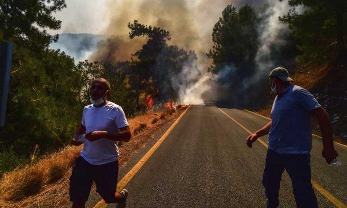 U Turskoj ugašena 152 požara, još 11 aktivnih