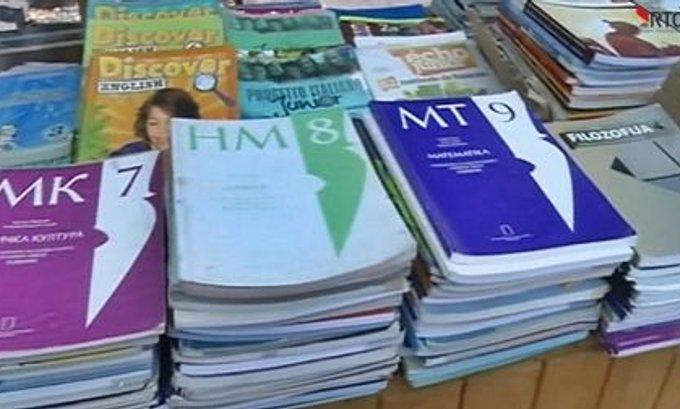 Besplatne udžbenike isporučuju za po tri razreda