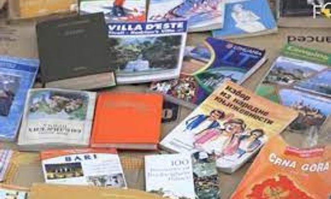 Počela distribucija udžbenika
