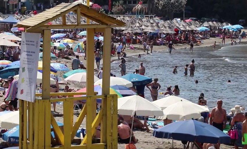 U Ulcinju trenutno odmara 31.055 prijavljenih turista