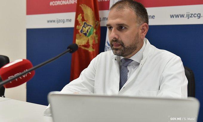 Radojević: Očigledno da korona više nije u prvom planu, okupljanja su nova žarišta za širenje virusa