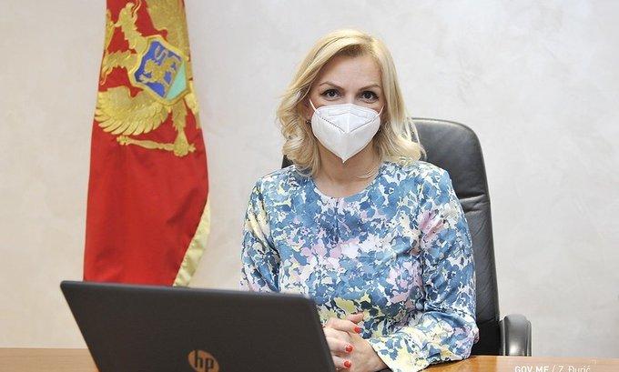 Borovinić Bojović: Radimo sve da naše škole ostanu otvorene