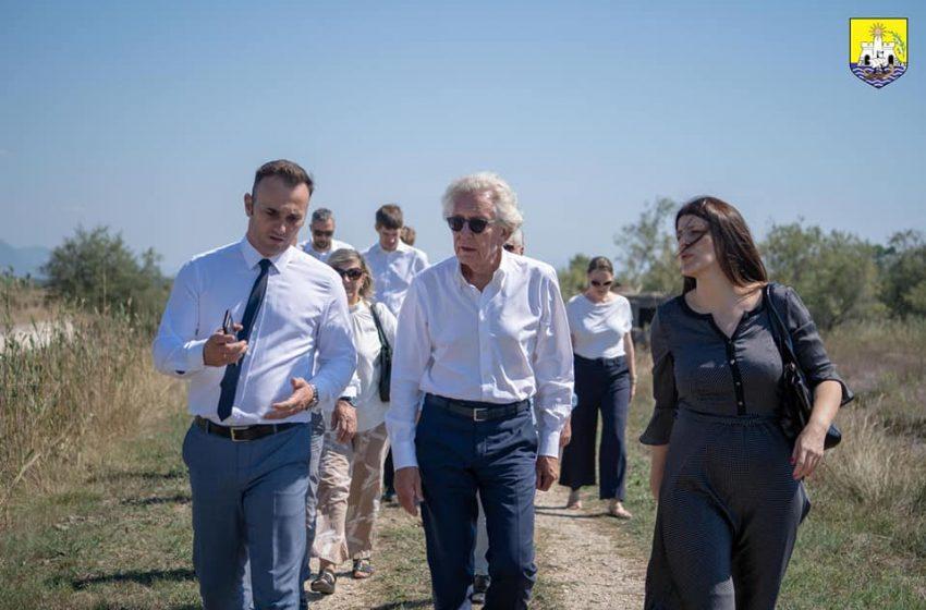 Visoka delegacija iz Njemačke u posjeti Ulcinju, nastavlja se briga za Solanu