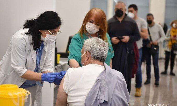 Strože epidemiološke mjere uvećale broj vakcinisanih