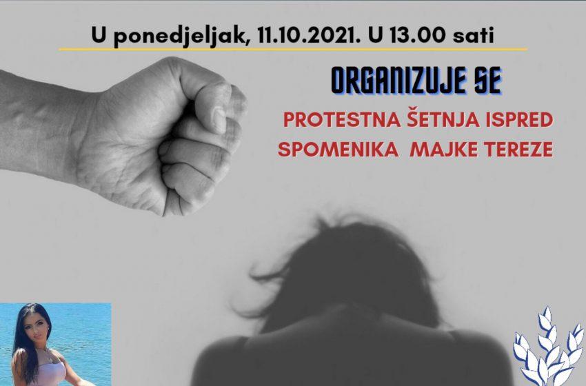 Sjutra u 13 sati protest za Šejlu