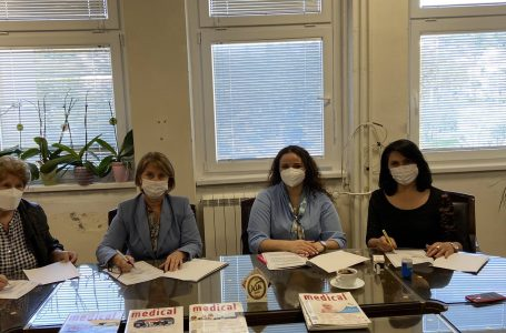 SOS telefon i zdravstvene ustanove u Ulcinju potpisale Memorandum o saradnji