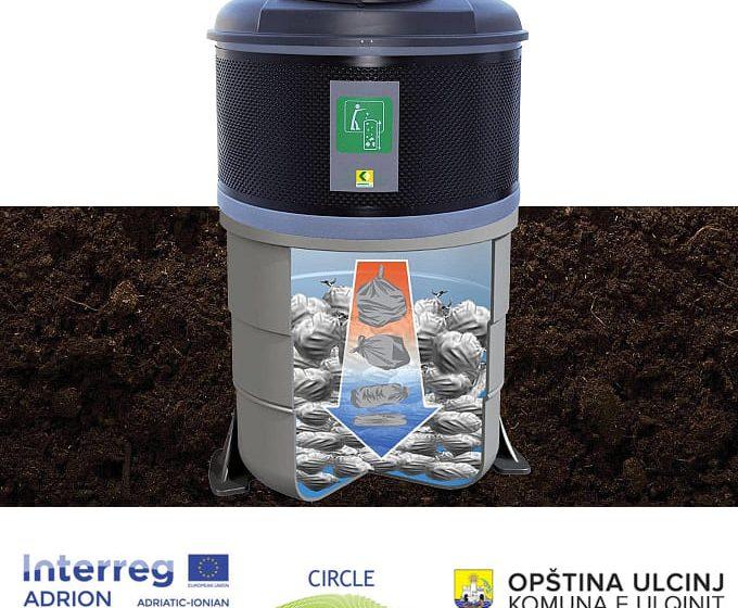 Opština nabavlja deset polupodzemnih kontejnera