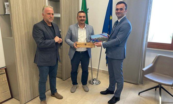 Dabović i Scordella pokrenuli iniciativu pobratimljenja Ulcinja i italijanskog grada Silvi